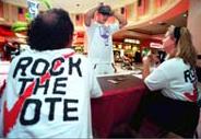 Channel Z 95.1 Augusta Rock The Vote